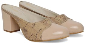 Nupie Women Beige Pumps