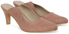 Nupie Women Pink Pumps