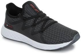 Off Limits Men's Pace Black Sports Shoes