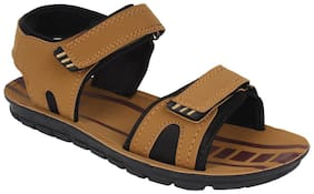 ARMADO Footwear Brown-939 PVC Men/Boys Sandal & Floaters