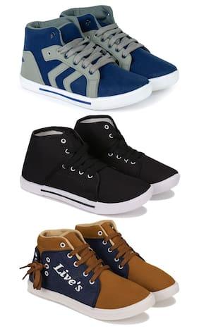 Oricum Men Multi-Color Sneakers