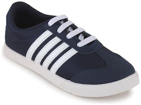 ARMADO Women Blue-744 Casual Sneaker Shoe