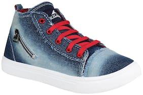 oricum Women Blue Casual Shoes