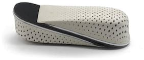 Orthopaedic Memory Foam Height Increasing Unisex Half Shoe Insoles (4.3 cm)
