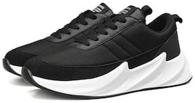 Ovexa Men Shark Walking Shoes ( Black )