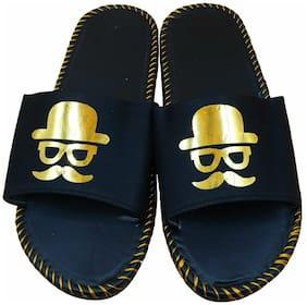 Men Flip-Flops ( Gold )