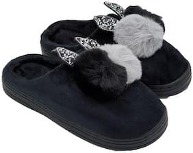 Women Mules ( Black )