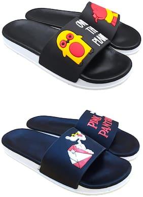 Women Flip Flops ( Black )
