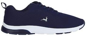 Parx Men Blue Running Shoes