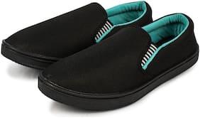 PCN Men Black Casual Shoes