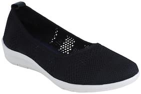 PELLE ALBERO Women Black Casual Shoes