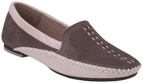 PELLE ALBERO Women Brown Casual Shoes