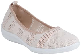 PELLE ALBERO Women Beige Casual Shoes
