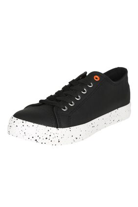 People Men Black Casual Shoes