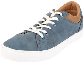 Peter England Men Blue Sneakers