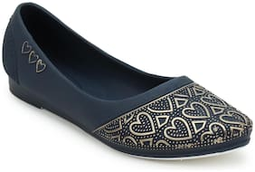Pickadda Women Navy blue Bellie