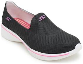 Pickadda Women Black Sneakers