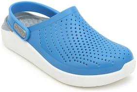 Pickadda Men Blue Clogs