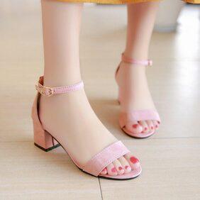 PKKART Women Peach Sandals