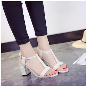 Pkkart Women Casual Heel