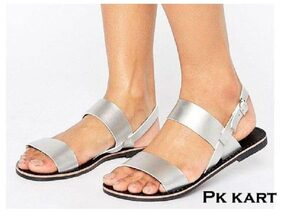 PKKART Women Black Criss Cross