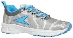 Power Women Grey Running Shoes