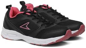 Power Women WIGWAM Running Shoes ( Black )