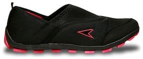 Power Women Black Running Shoes