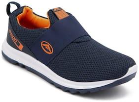 Asian Men Running Shoes ( Navy Blue )
