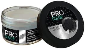 Pro Shoe Cream I Shoe Polish I Consists Of Natural Carnoba Wax & Bees Wax I Leather Shoe Polish I Shoe Cream I 50 Ml I (Neutral)