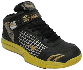 ProAse Black Basketball Shoes