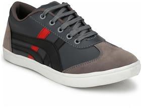 Prolific Men Grey Sneakers