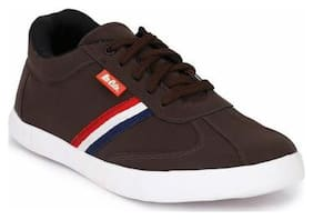 Prolific Men Brown Sneakers