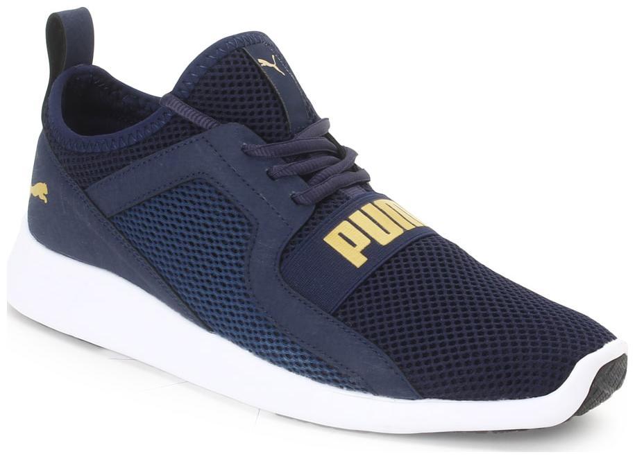 Puma Men Abiko IDP Running Shoes ( Blue