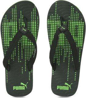 Puma Men Green Flipflop