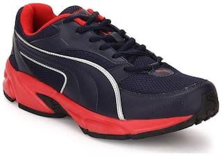 Puma Atom Fashion Navy Running Shoes