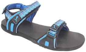 Puma Men Blue Sandals & Floaters
