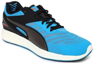 Puma Blue Ignite V2 Sports Shoes