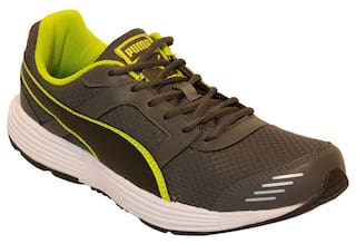 08c91fd380a PUMA Blue Training Sneaker for Men - Buy Puma Men s Sport Shoes at ...