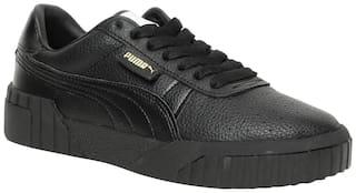 Puma Women Black Casual Shoes
