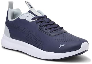 Puma Men Navy Blue Casual Shoes - 372981