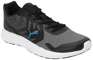 Puma Men Black Casual Shoes - 368482