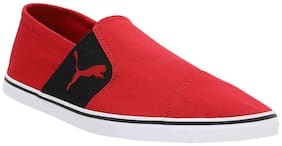 Puma Men Red Casual Shoes -