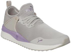 Puma Women Grey Slip-On Shoes