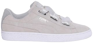 Puma Women Grey Casual Shoes -
