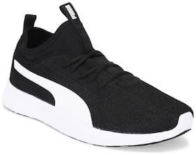PUMA Clasp IDP Black- White Sports Shoes For Men