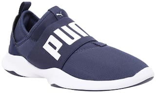 Puma Men Dare Running Shoes ( Blue )