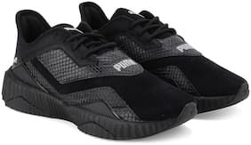 Puma Women Defy Stitched Croc Wn's Training/ Gym Shoes ( Black )