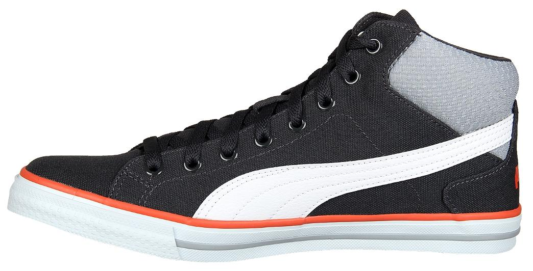 e58cd7cef69 Buy Puma Men Black Sneakers - 36777201 Online at Low Prices in India -  Paytmmall.com