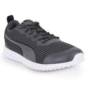 Puma Men Running Shoes ( Grey )